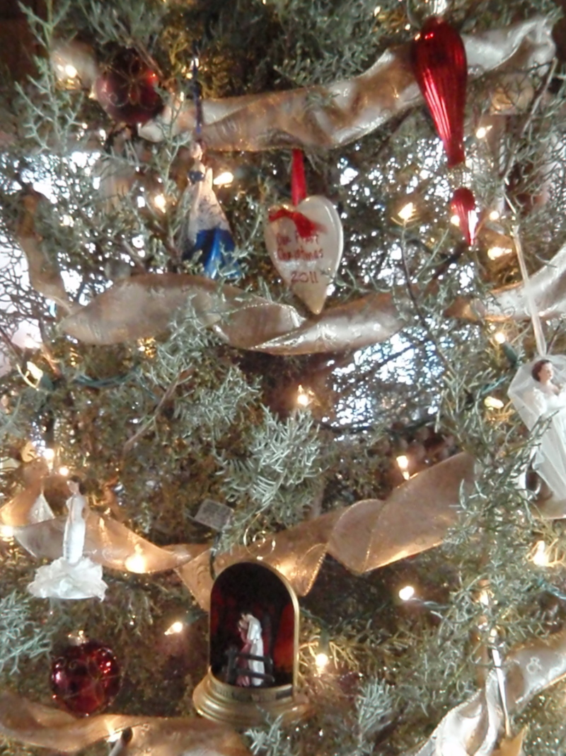 GWTW Christmas Tree