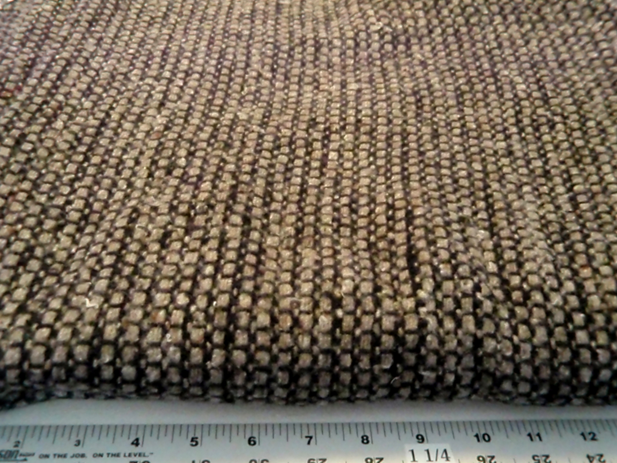 Wool blend coating