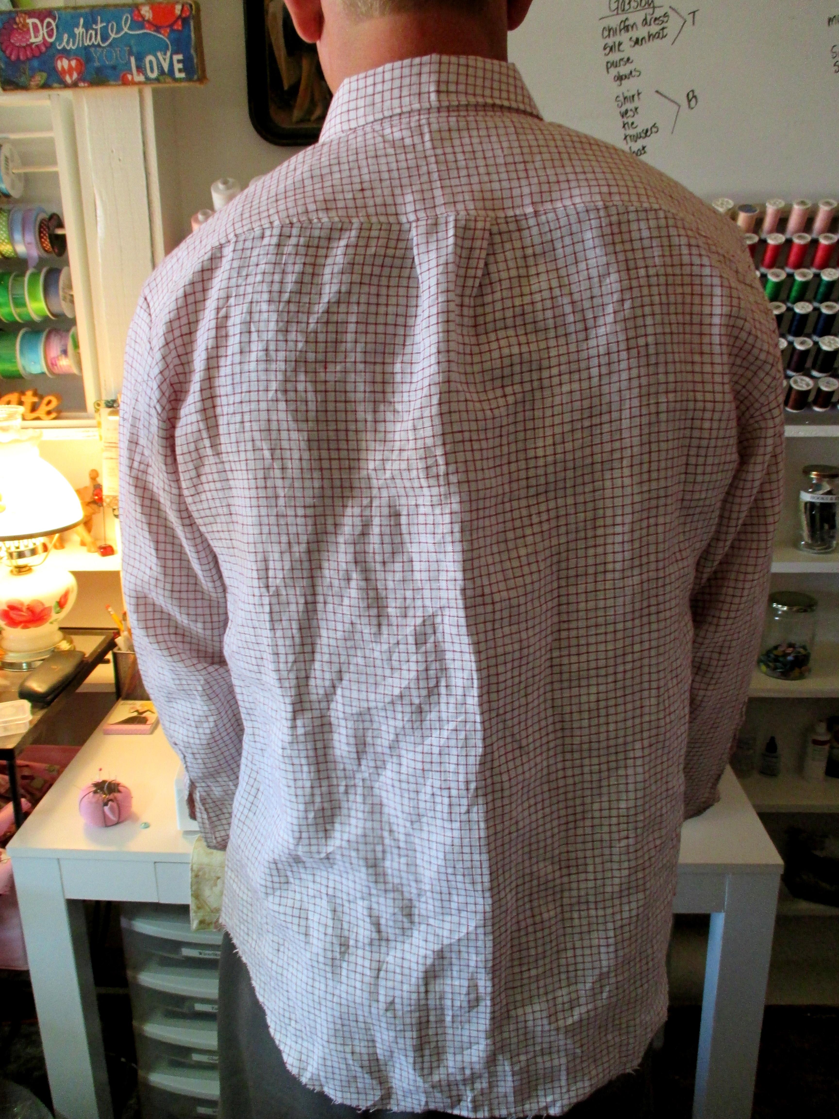 shirt muslin 2